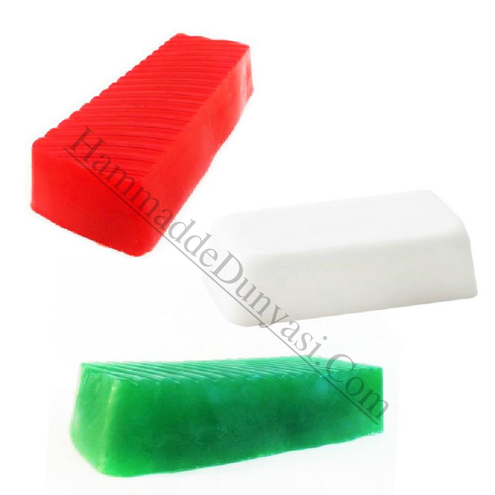 Renkli Kokulu Sabun Bazı Fiyatları Satışı