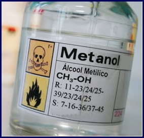 Metil Alkol (Metanol) - 5 Litre